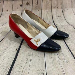 Vintage 60's Naturalizer Heels